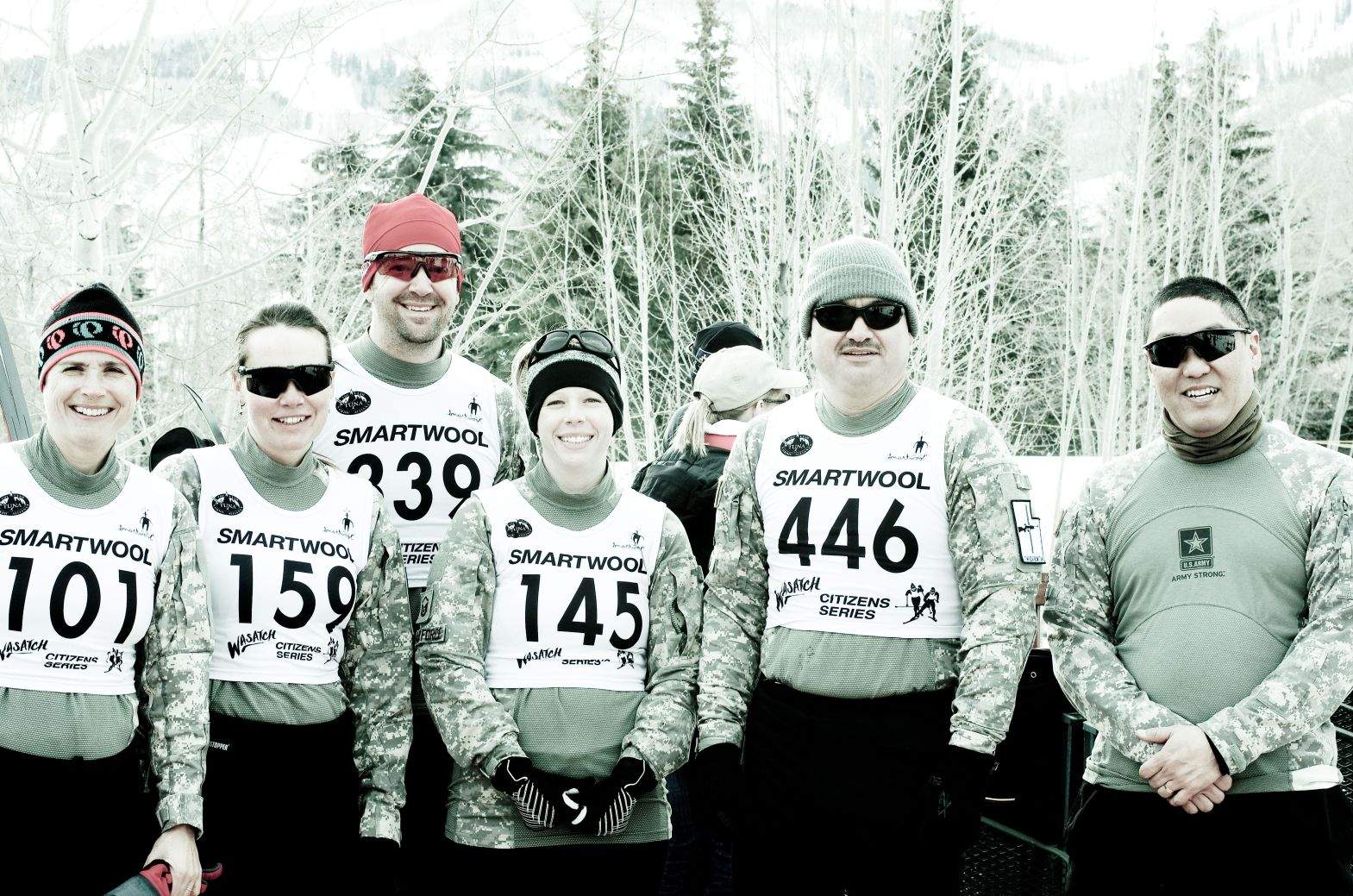 Team Pic Wasatch Citizens Series 28 DEC 13